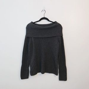 Ann Taylor Grey Sweater